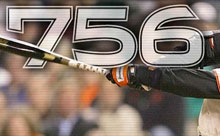 Bonds breaks record