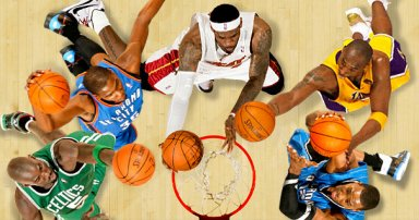 NBA playoffs preview for Y! Sports
