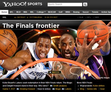 NBA Finals preview for Yahoo! Sports