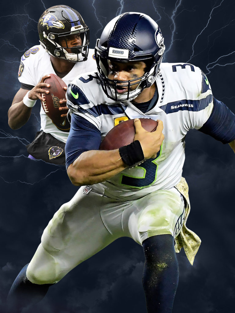 NFL power rankings illustration